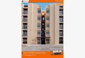 Foto de departamento en venta en privada oro fraccionamiento el dorado departamentos 109, arenal, tampico, tamaulipas, 18533865 No. 01
