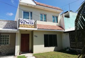 Foto de casa en venta en privada pacal , siglo xxi, veracruz, veracruz de ignacio de la llave, 14175285 No. 01