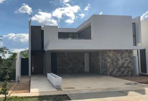 Foto de casa en venta en privada parque natura , sitpach, mérida, yucatán, 0 No. 01