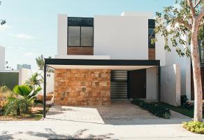 Foto de casa en renta en privada piedra verde tab 20978, santa gertrudis copo, mérida, yucatán, 15690228 No. 01