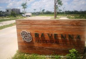 Foto de terreno industrial en venta en privada ravenna , méxico norte, mérida, yucatán, 9235249 No. 01