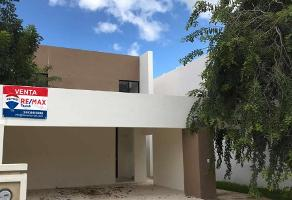 Foto de casa en venta en privada roble , jalapa, mérida, yucatán, 14151364 No. 01