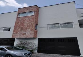 Foto de casa en venta en privada rosaleda 61, lomas altas, miguel hidalgo, df / cdmx, 16839601 No. 01