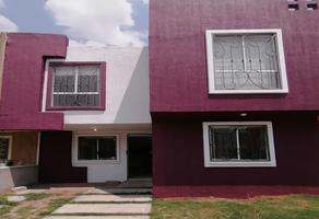 Foto de casa en venta en privada santa amalia , san fernando, mineral de la reforma, hidalgo, 17689720 No. 01