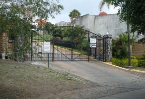 Foto de terreno habitacional en venta en privada santa irene 16, lomas de ahuatlán, cuernavaca, morelos, 0 No. 01