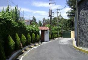 Foto de terreno habitacional en venta en privada santa rosa xochiac , santa rosa xochiac, álvaro obregón, df / cdmx, 0 No. 01