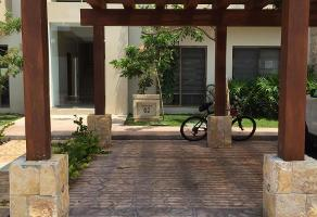 Foto de departamento en renta en privada serena , yucatan, mérida, yucatán, 0 No. 01