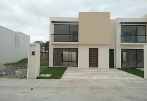 Foto de casa en venta en privada siena , villahermosa centro, centro, tabasco, 0 No. 01
