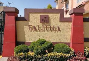 Foto de casa en venta en privada talitha , real del sol, tecámac, méxico, 16028399 No. 01