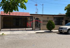 Foto de casa en venta en privada universidad 7, san benito, hermosillo, sonora, 0 No. 01