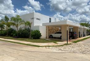 Foto de casa en renta en  , privada villa cholul, mérida, yucatán, 0 No. 01