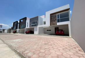 Foto de casa en venta en privada zaragoza 123456, san bernardino tlaxcalancingo, san andrés cholula, puebla, 0 No. 01