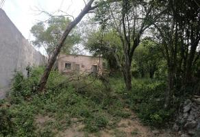 Foto de terreno habitacional en venta en privada zaragoza. , el barrial, santiago, nuevo león, 0 No. 01