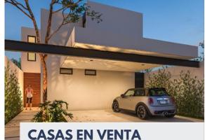 Foto de casa en venta en privada zendera , conkal, conkal, yucatán, 0 No. 01