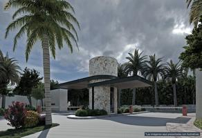 Foto de terreno habitacional en venta en privada zentura , san pedro cholul, mérida, yucatán, 0 No. 01