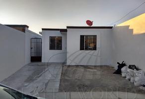 Foto de casa en venta en  , privadas de camino real, general escobedo, nuevo león, 0 No. 01