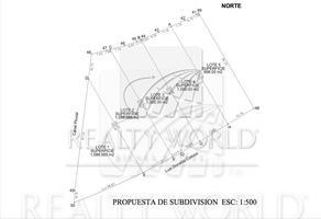Foto de terreno comercial en venta en  , privadas de lincoln, monterrey, nuevo león, 15966805 No. 01