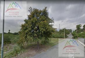Foto de terreno habitacional en venta en  , privadas del carmen, el carmen, nuevo león, 11225826 No. 01