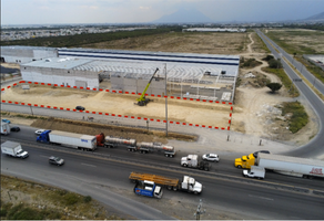 Foto de terreno comercial en renta en  , privadas del los sauces, general escobedo, nuevo león, 13957555 No. 01