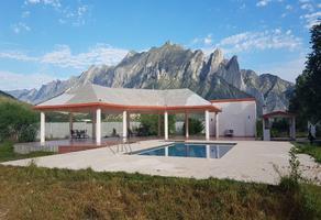 Foto de terreno habitacional en venta en  , privadas la huasteca, santa catarina, nuevo león, 18257023 No. 01