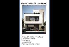Foto de casa en venta en privanzas , privanzas, san pedro garza garcía, nuevo león, 16309786 No. 01