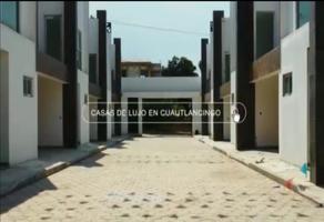Foto de casa en condominio en venta en progreso colonia barrio del alto , cuautlancingo, cuautlancingo, puebla, 0 No. 01