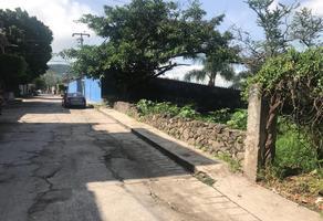 Foto de terreno habitacional en venta en  , progreso, jiutepec, morelos, 18611291 No. 01