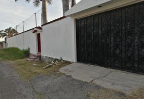 Foto de casa en venta en  , progreso, jiutepec, morelos, 9264145 No. 01