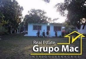 Foto de terreno habitacional en venta en  , progreso, veracruz, veracruz de ignacio de la llave, 7034757 No. 01