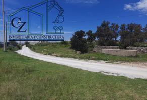 Foto de terreno habitacional en venta en prolongación 2 norte 205, ex-hacienda de cocepción capulac, amozoc, puebla, 0 No. 01