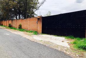 Foto de terreno habitacional en renta en prolongación 5 de mayo , las aguilas 2o parque, álvaro obregón, df / cdmx, 17423047 No. 01