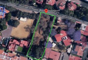 Foto de terreno habitacional en venta en prolongacion abasolo , ampliación tepepan, xochimilco, df / cdmx, 0 No. 01