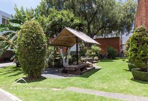 Foto de casa en condominio en venta en prolongación abasolo , fuentes de tepepan, tlalpan, df / cdmx, 0 No. 01