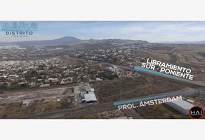 Foto de terreno habitacional en venta en prolongacion amsterdam 1223, ampliación el pueblito, corregidora, querétaro, 0 No. 01