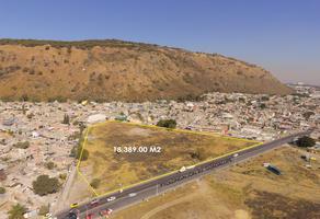 Foto de terreno habitacional en venta en prolongación, avenida guadalupe , paraísos del colli, zapopan, jalisco, 19022236 No. 01