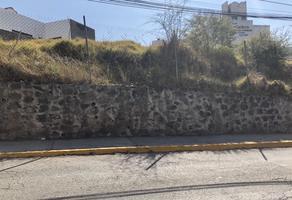 Foto de terreno habitacional en venta en prolongación avenida juárez , locaxco, cuajimalpa de morelos, df / cdmx, 12223116 No. 01