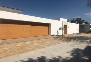 Foto de casa en venta en prolongacion avenida margaritas s/n , club de golf campestre, tuxtla gutiérrez, chiapas, 16038780 No. 01