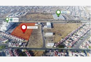 Foto de terreno comercial en venta en prolongacion bernardo quintana 2109, cerrito colorado, querétaro, querétaro, 0 No. 01