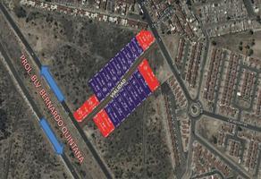 Foto de terreno comercial en venta en prolongacion bernardo quintana , lomas de satélite, querétaro, querétaro, 18366536 No. 01
