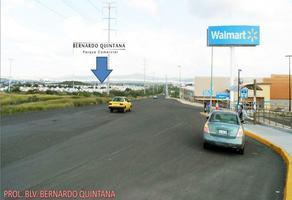 Foto de terreno comercial en venta en prolongacion bernardo quintana , lomas de satélite, querétaro, querétaro, 0 No. 01