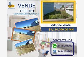 Foto de terreno habitacional en venta en prolongacion boulevard la libertad 1, san benito xaltocan, yauhquemehcan, tlaxcala, 0 No. 01