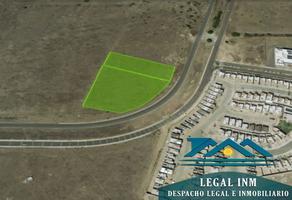 Foto de terreno habitacional en venta en prolongacion constitiyentes , constituyentes, querétaro, querétaro, 0 No. 01