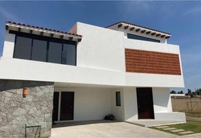 Foto de casa en venta en prolongación de la 3 poniente 2513, san cristóbal tepontla, san pedro cholula, puebla, 0 No. 01