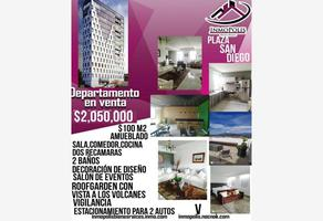Foto de departamento en venta en prolongación de la 6 norte 3803, villas san diego, san pedro cholula, puebla, 0 No. 01