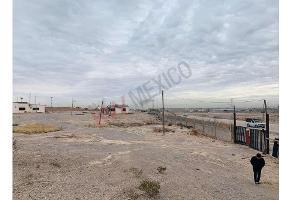 Foto de terreno habitacional en venta en prolongación eje vial , agrícola emiliano zapata, juárez, chihuahua, 0 No. 01
