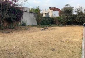 Foto de terreno habitacional en venta en prolongación el potosí , las tórtolas, tlalpan, df / cdmx, 0 No. 01