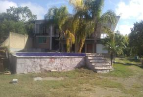 Foto de rancho en venta en prolongacion germán almaguer , los palmitos, cadereyta jiménez, nuevo león, 15907544 No. 01