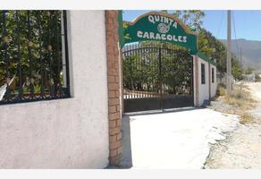 Foto de rancho en venta en prolongación juan dávila 905, mesa de las tablas, arteaga, coahuila de zaragoza, 15361907 No. 01