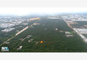 Foto de terreno habitacional en venta en prolongación la luna 1, álamos i, benito juárez, quintana roo, 0 No. 01