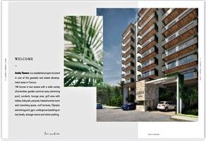Foto de departamento en venta en prolongación la luna manzana 249, departamento a302 , las torres, benito juárez, quintana roo, 21296941 No. 01